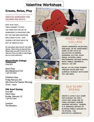 Valentine Workshop Flyer blog version